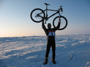 North_pole_mountain_biking_race